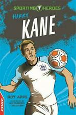 Edge: Sporting Heroes: Harry Kane by Roy Apps Hardcover Book Free Shipping!