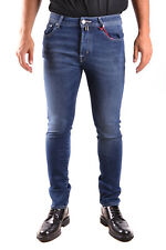 Jacob Cohen Men's W3genjc003 Blue Cotton Jeans
