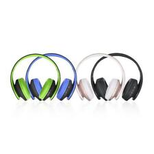 Wireless Bluetooth 4.1 Stereo Headphone Headset MP3 Player TF Card FM Radio D2G9