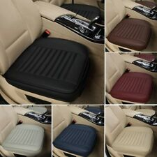 Universal PU Leather Car Seat Cover 3D Breathable Pad Mat for Auto Chair Cushion