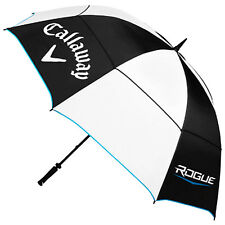 "Callaway 68"" Rogue Double Canopy Umbrella - New Golf Windproof Automatic"