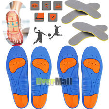 2 Pairs Orthotic Arch Support Shoe Insoles Inserts Pads Pain Relief Foot Care US