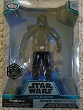 "Star Wars Imperial Death Trooper Elite Series Die Cast Action Figure 6.5"" New"