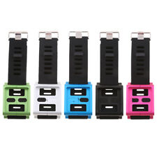 Aluminum Bracelet Watch Band Wrist Cover Case for Apple iPod Nano 6 6th Gen