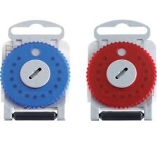 HF4 Pro wax filters - Left (blue) OR Right (red) versions (pack of 16)
