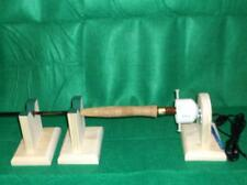 Rod Dryer with 2 stands 18 rpm motor 4pt