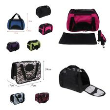 Cat Dog Travel Bag Portable Pet Carrier Purse Breathable Puppy Dog Sling Tote