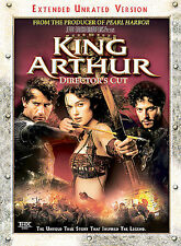 King Arthur (DVD, 2004, Extended Unrated Version) Disc Only  15-114