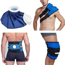 Reusable Health Care Knee Head Leg Muscle Sport Injury Relief Pain Ice Bag O@