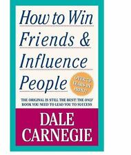How to Win Friends and Influence People by Dale Carnegie ( Paperback)