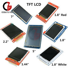 "1.44/1.8/2.2/5/7"" Inch SPI TFT LCD Shield Module ST7735S SSD1963 for Arduino 51"