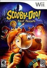Scooby-Doo First Frights (Nintendo Wii, 2009)