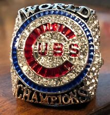 2016 Chicago Cubs World Series Championship Ring Size 9-13 Zobrist Bryant Rizzo