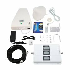 900MHZ 1800MHZ 2100MHZ  LCD  GSM Cell Phone Signal Booster Repeater Amplifier YX