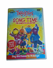 CBeebies Tweenies - Song Time - The Complete Collection (DVD, 2006) 2 discs USED