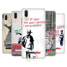 OFFICIAL BRANDALISED STREET GRAFFITI HARD BACK CASE FOR HUAWEI PHONES 1