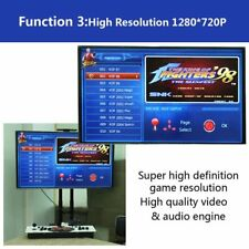 Professional 1099 Games in 1 Family Box Home Arcade Console with Dual JoystickHY