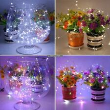 LED Light String Outdoor Waterproof Remote Control Decoration Light EH7E