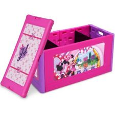 Toy Boxes for Girls Minnie Mouse