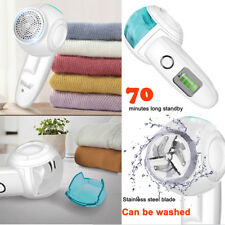 Sweater Shaver Clothes Fabric Electric Lint Fuzz Pill Remover Travel Lint Shaver