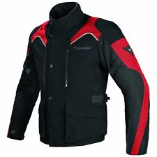 Dainese Tempest D-Dry Mens Jacket Black/Red