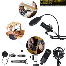 Studio Condenser Vocal Microphone