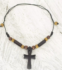 African Necklace For Men Ankh