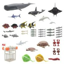 Playmobil Animals Animal Fish Whale Shark Sea Creatures