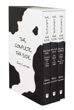 THE COMPLETE FAR SIDE by Gary Larson 3-Book Boxed Set (Paperback, 2014)