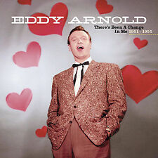 Eddy Arnold There's Been A Change In Me 1951-1955 7 CD Box Set! Near Mint!