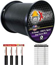 Universally Compatible Underground Fence Wire - Multiple Lengths Of Solid Copper