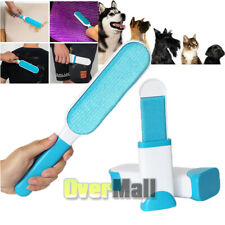 Magic Pet Hair Remover Tool Self Cleaning Base Hurricane Fur Lint Brush Reusable