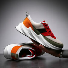 Men's Casual Sneaker Athletic Shoes Sports Walking Shoes Mesh Breathable Running