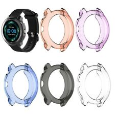 Shell for Garmin Vivoactive 3 Music Watch Cover Protective Case Transparent TPU