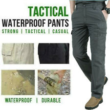 Tactical Waterproof Pants Combat Quick Dry Lightweight Outdoor Hiking Trousers