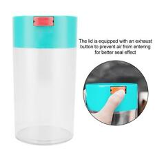 Vacuum Sealed Storage Jar Can Container for Coffee Beans Tea Leaf Dry Goods S/L