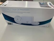 Artikelbild Homematic IP Starter Set Wasseralarm Weiss *B-WARE* OVP