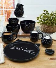 Purrfect Tabletop Kitchen Dining Serving Collection Cat Lovers .