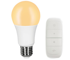 Artikelbild Müller-Licht tint LED 9W(60W) E27 + Mobile Switch LED-Lampe