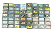 Gameboy Advance Games GBA SP Choose your Favorite 1 Game SEE (40 Titles)