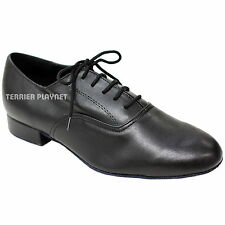 TPS Black Men's Latin Ballroom Dance Shoes All Sizes M3