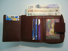 Ladies Soft Leather Purse Wallet Top Quality leather
