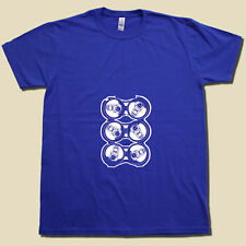 """""""SIX PACK ABS"""" Classic Beer Drinking T-Shirt - 100% soft cotton FUNNY BEER Tee!"""