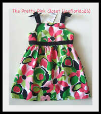 Gymboree Baby Girl Palm Beach Paradise Floral Dress NWT