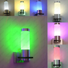 1W LED Wall Sconces Porch Hotel Canteen Light Decor Fixture Lamp Bulb Hardwired