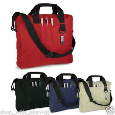 MESSENGER BAG - SHOULDER MEETING EXECUTIVE BUSINESS COLLEGE RECORD BRIEFCASE BAG