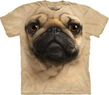 New PUG FACE T Shirt
