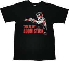 Army Of Darkness Bloody Boom Stick Licensed Adult Shirt S-XXL