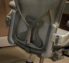 Herman Miller Aeron Chair PostureFit Posture Fit Smoke Lumbar Support Size A B C