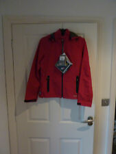 Gorgeous Red MUSTO Lite Jacket  RRP £175.00 BARGAIN BUY!!